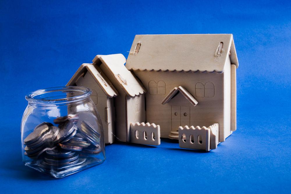 物件と貯金